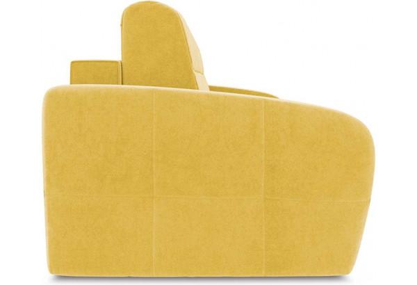 Диван «Аспен Slim» Maserati 11 (велюр) желтый - фото 4