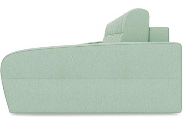 Диван угловой правый «Аспен Slim Т2» (Neo 05 (рогожка) мятный) - фото 4