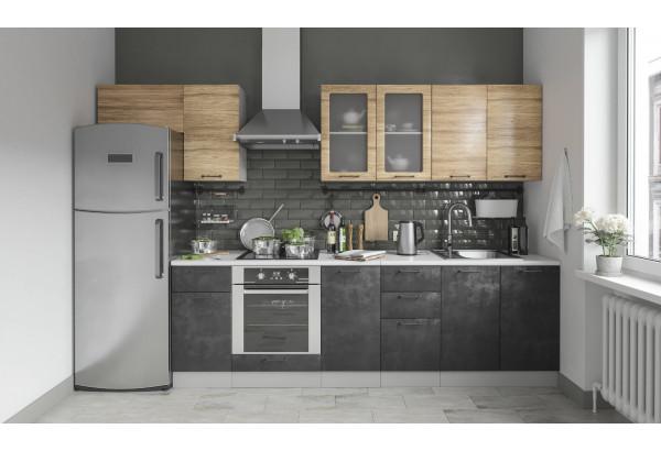 "Кухня ""Лофт"" 3,2 м (модульная система) - фото 1"