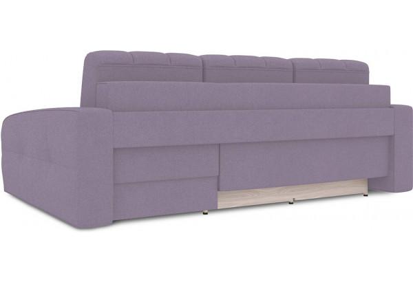 Диван угловой правый «Аспен Т2» (Neo 09 (рогожка) фиолетовый) - фото 5