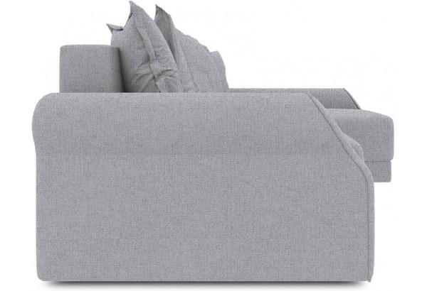 Диван угловой правый «Люксор Т2» (Levis 85 (рогожка) Темно-серый) - фото 3