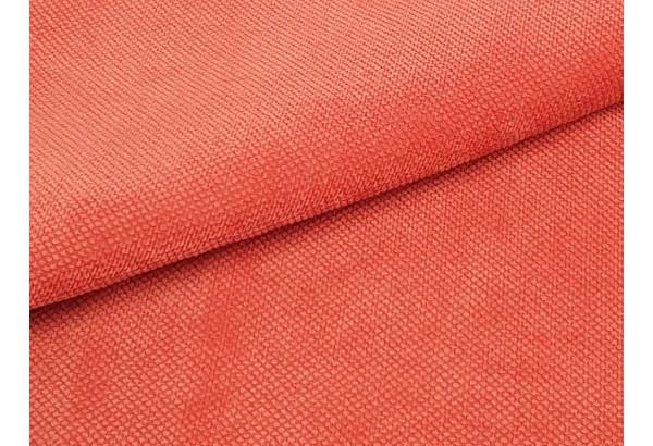 Кухонный угловой диван Тефида Коричневый/Коралловый (Микровельвет) - фото 10