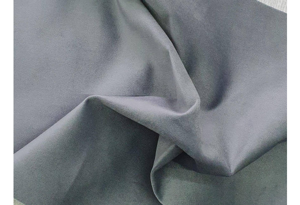 Модуль Холидей Люкс раскладной диван Серый (Велюр) - фото 3