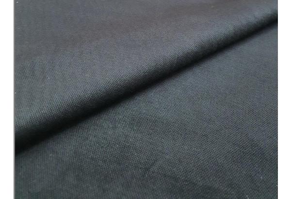 Угловой диван Куба Черный (Микровельвет) - фото 10