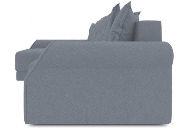 Диван угловой левый «Люксор Т2» (Neo 07 (рогожка) светло-серый) - фото 3