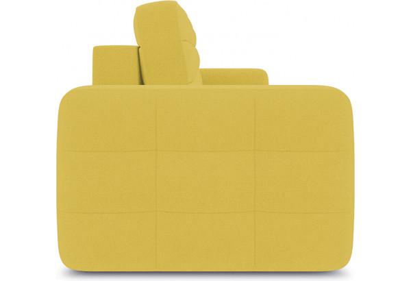 Диван «Райс Slim» Neo 08 (рогожка) желтый - фото 4