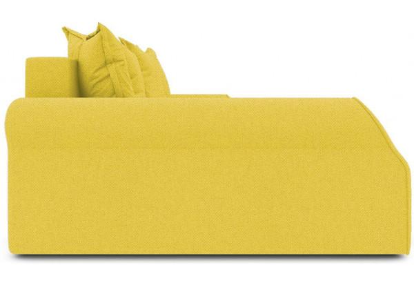 Диван угловой левый «Люксор Т2» (Neo 08 (рогожка) желтый) - фото 5