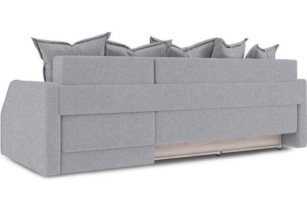 Диван угловой правый «Люксор Slim Т1» (Levis 85 (рогожка) Темно-серый) - фото 4