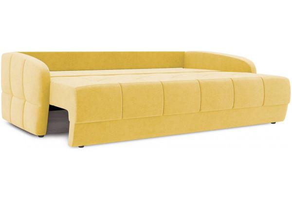 Диван «Аспен Slim» Maserati 11 (велюр) желтый - фото 6