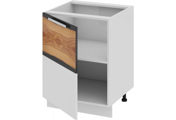 Шкаф напольный (левый) Фэнтези (Вуд) - фото 1