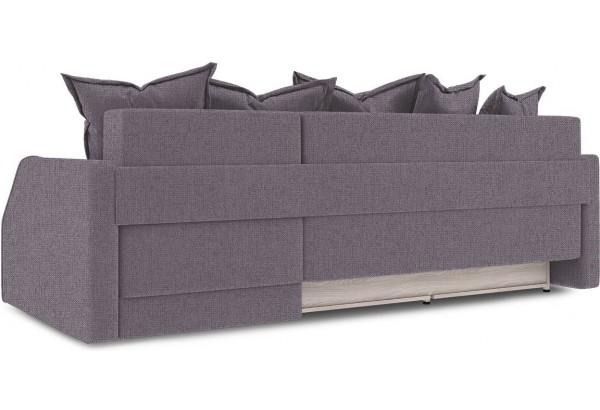 Диван угловой правый «Люксор Slim Т1» (Levis 68 (рогожка) Темно - фиолетовый) - фото 3