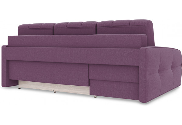 Диван угловой левый «Аспен Slim Т2» (Kolibri Violet (велюр) фиолетовый) - фото 5