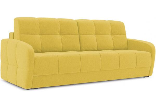 Диван «Аспен Slim» Neo 08 (рогожка) желтый - фото 1