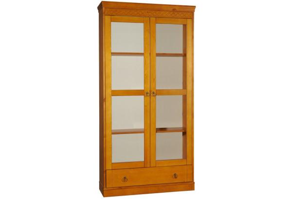 Шкаф книжный - фото 1