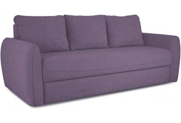 Диван «Отто» Neo 09 (рогожка) фиолетовый - фото 1
