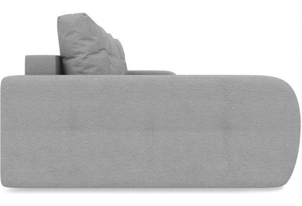 Диван угловой левый «Томас Slim Т2» (Neo 07 (рогожка) светло-серый) - фото 5