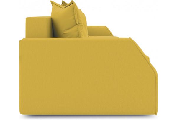 Диван «Люксор Slim» (Poseidon Curcuma (иск.замша) желтый) - фото 4