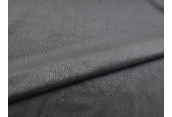 Кухонный прямой диван Люксор Коричневый/Бежевый (Микровельвет) - фото 3
