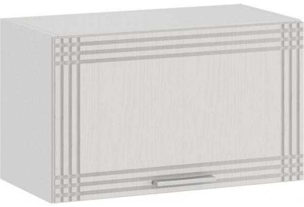 Шкаф навесной c одной откидной дверью «Ольга» (Белый/Белый) - фото 1