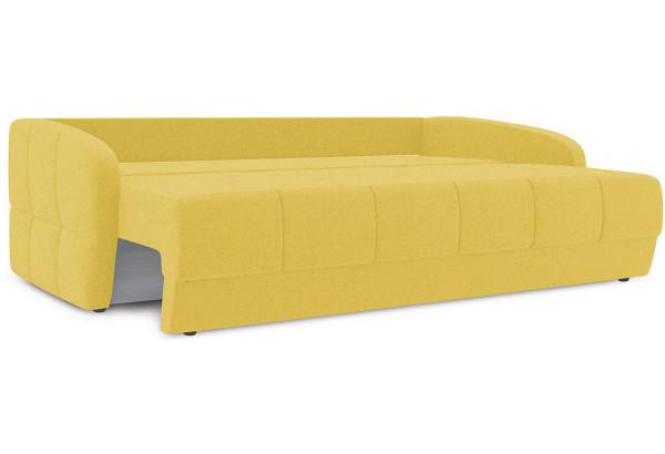 Диван «Аспен Slim» Neo 08 (рогожка) желтый - фото 6