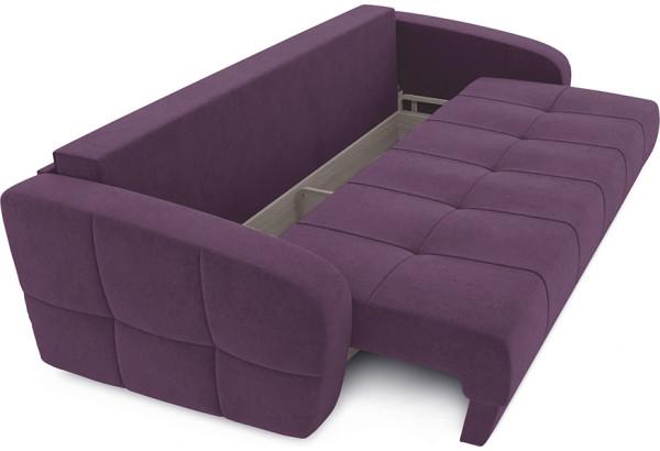 Диван «Аспен» Kolibri Violet (велюр) фиолетовый - фото 5