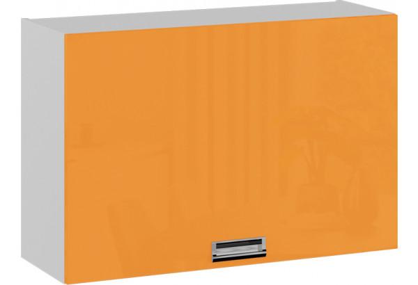 Шкаф навесной БЬЮТИ (Оранж) - фото 1