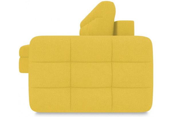 Диван угловой левый «Райс Т1» (Neo 08 (рогожка) желтый) - фото 3