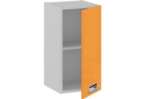 Шкаф навесной (правый) БЬЮТИ (Оранж) 300x323x600 - фото 2