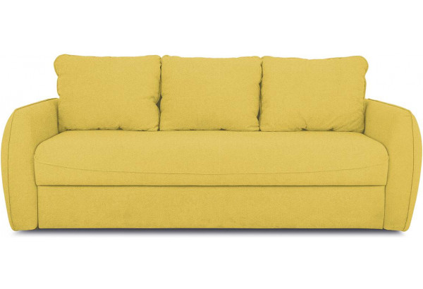 Диван «Отто» Neo 08 (рогожка) желтый - фото 2