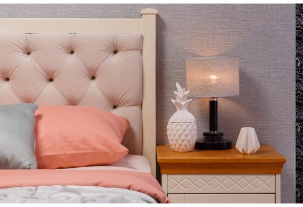 Кровать мягкая 1/1 с ящиками - фото 7