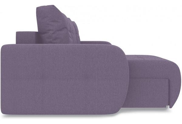 Диван угловой левый «Томас Т1» (Neo 09 (рогожка) фиолетовый) - фото 5