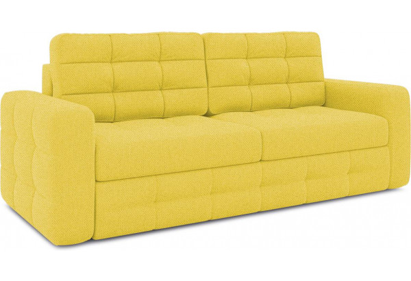 Диван «Райс» (Neo 08 (рогожка) желтый) - фото 1