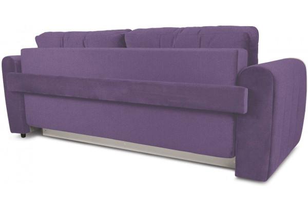 Диван «Хьюго» (Favo 67 (велюр) Фиолетовый кант Beauty 02 (велюр), капучино) - фото 4