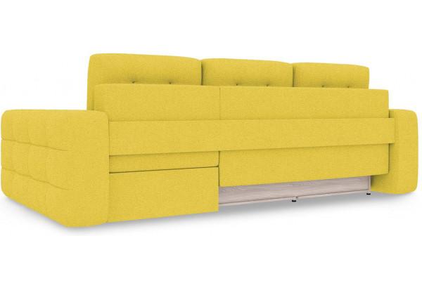 Диван угловой правый «Райс Т2» (Neo 08 (рогожка) желтый) - фото 5