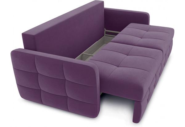 Диван «Райс Slim» Kolibri Violet (велюр) фиолетовый - фото 5