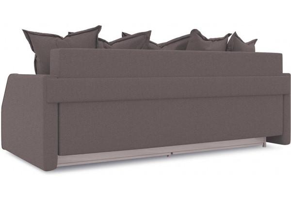 Диван «Люксор Slim» Neo 12 (рогожка) коричневый - фото 3