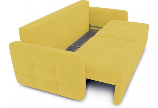 Диван «Райс Slim» Neo 08 (рогожка) желтый - фото 5