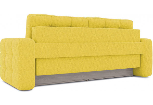 Диван «Райс» (Neo 08 (рогожка) желтый) - фото 3