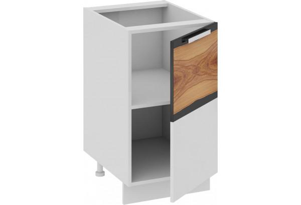 Шкаф напольный (правый) Фэнтези (Вуд) 450x582x822 - фото 1