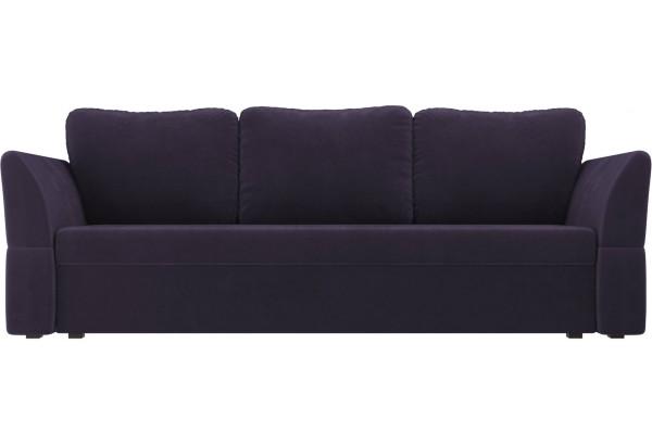 Диван прямой Гесен Фиолетовый (Велюр) - фото 2