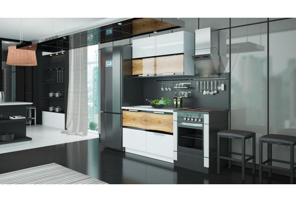 Кухонный гарнитур длиной - 180 см Фэнтези (Вуд) - фото 2