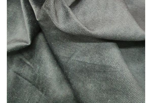Прямой диван Эллиот Сиреневый/Черный (Микровельвет) - фото 11