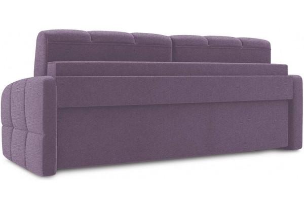 Диван «Аспен Slim» Neo 09 (рогожка) фиолетовый - фото 3