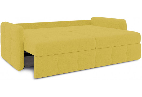 Диван «Райс Slim» Neo 08 (рогожка) желтый - фото 6
