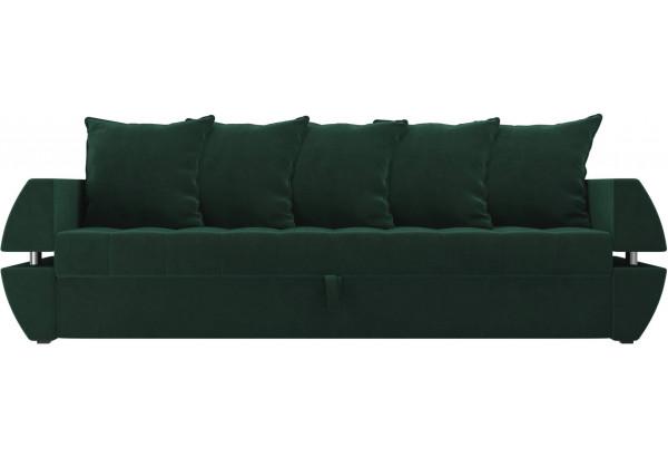 Диван прямой Атлант Т Зеленый (Велюр) - фото 2