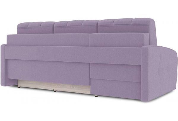 Диван угловой левый «Аспен Slim Т1» (Neo 09 (рогожка) фиолетовый) - фото 5