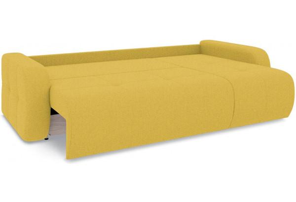 Диван угловой правый «Томас Т1» (Neo 08 (рогожка) желтый) - фото 7