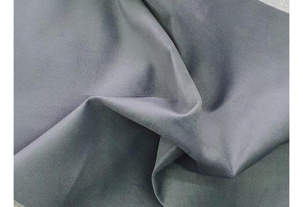 Кухонный угловой диван Классик серый/бежевый (Велюр) - фото 8