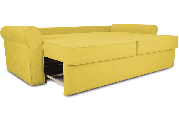 Диван «Синди» Neo 08 (рогожка) желтый - фото 6