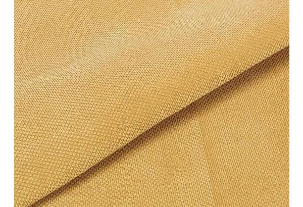 Угловой диван Нэстор прайм Желтый/коричневый (Микровельвет) - фото 10